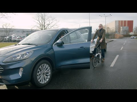 Warnung vor öffnenden Autotüren von Ford