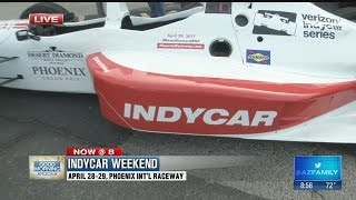 IndyCar Weekend:Desert Diamond West Valley Phoenix Grand Prix