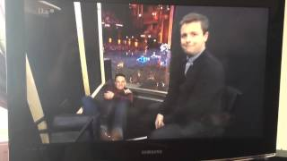 Britain's Got Talent (Ant falling off his chair)