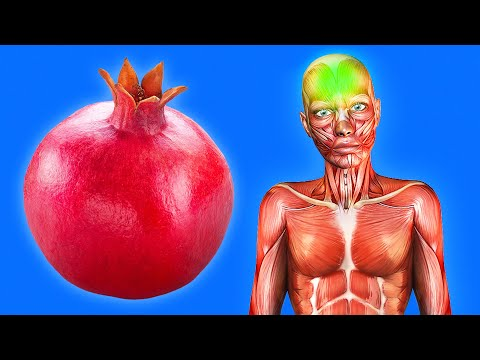 Eat 1 Pomegranate On Empty Stomach In Morning, See What Happens