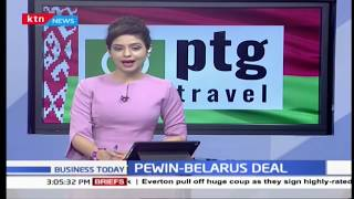 Pewin Group and Belarus sign deals worth Shs 7.3B