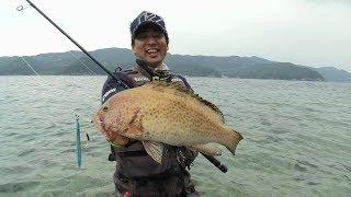#257境界なきスタイルで遊びつくす釣り~愛南の海で叶った幼き日の夢~