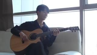 (아이유IU) 밤편지 Through The Night - Sungha Jung