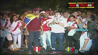 La Previa de Peru vs Venezuela 2-2 Fútbol en América Eliminatorias 2018 27/03/2016