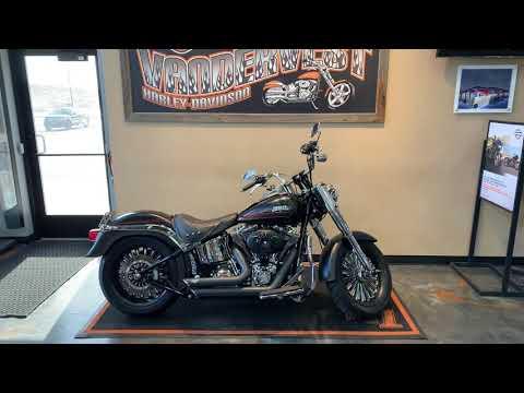 2009 Harley-Davidson Softail Fat Boy at Vandervest Harley-Davidson, Green Bay, WI 54303