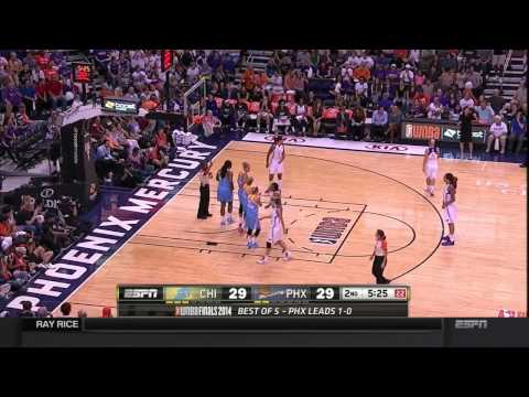09.09.2014 | Phoenix Mercury - Chicago Sky (FULL GAME)