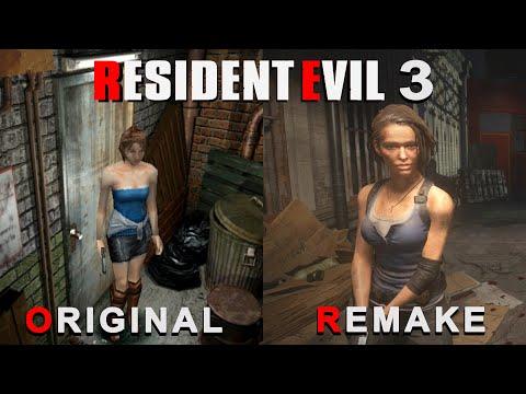 Remake Vs Original Resident Evil 3 General Discussions