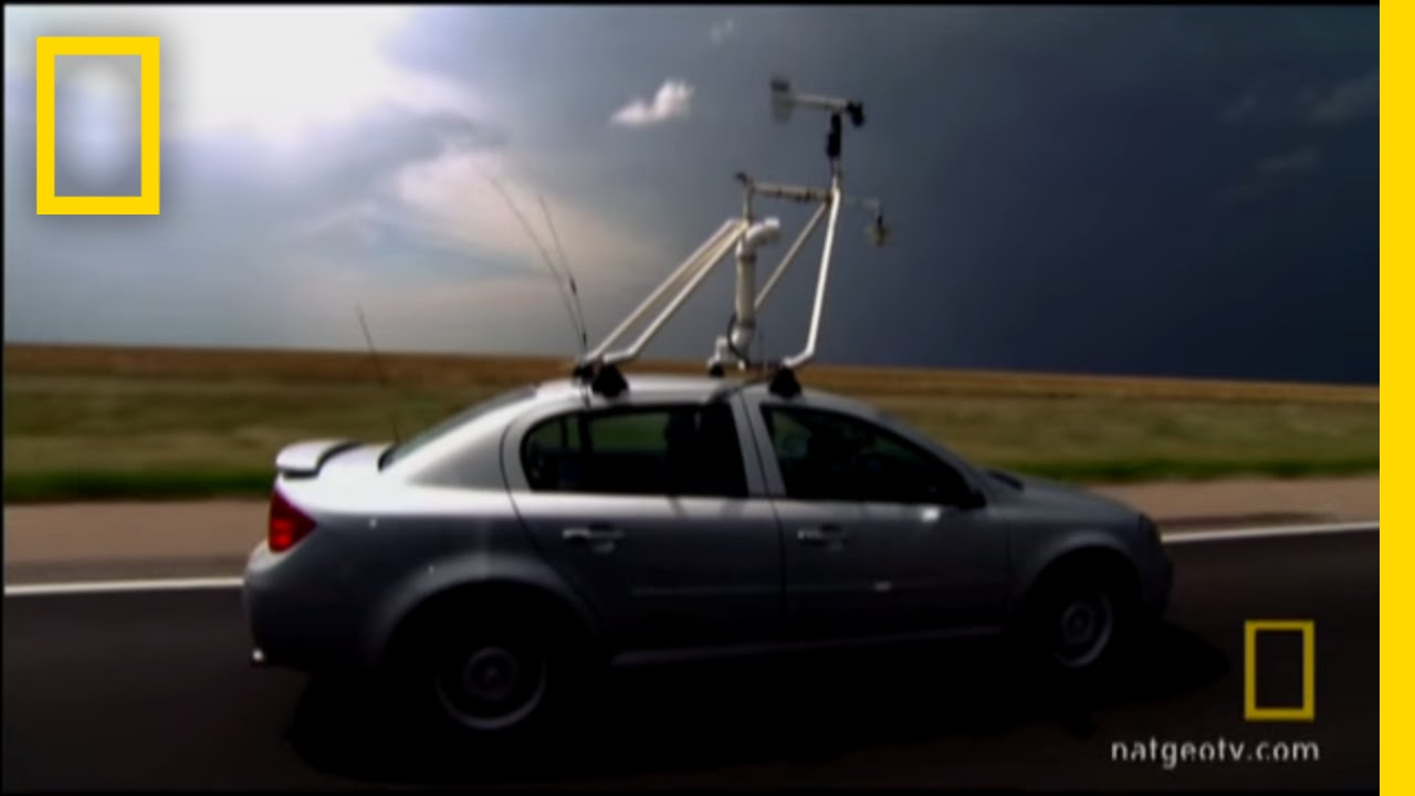 Trapped Tornado Chasers | National Geographic thumbnail