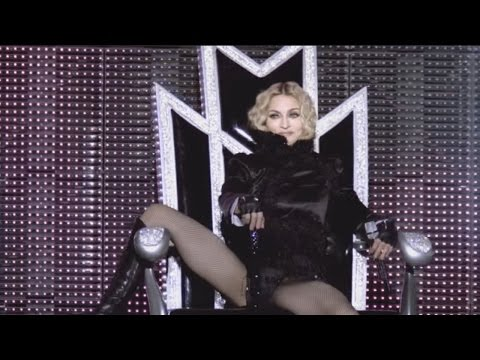 Madonna - Candy Shop [Sticky & Sweet Tour] HD