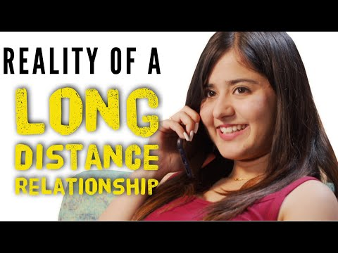Reality Of A Long Distance Relationship - ODF