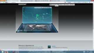 Баршаңызға көруге кеңес беремін. Speedtest.net сайты