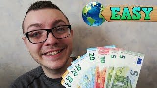 How To Exchange Currency For Travel - EASY