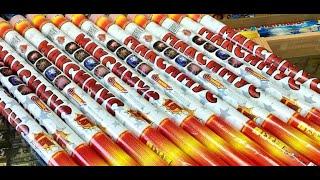 """""""МАКСИМУС"""" RCP 022 римская свеча 8 залпов 1,5"""" от компании Интернет-магазин SalutMARI - видео"""