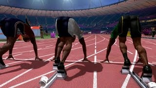 100m and 100m Hurdles