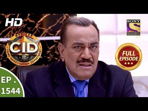 CID - Ep 1544 - Full Episode - 14th October, 2018