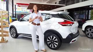 Nissan Kicks 2018 Interior y Exterior