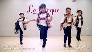 Học Nhảy Hiện Đại cho bé | GV Kim Thực | Le Cirque Dance Studio