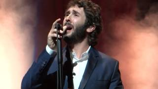WHAT I DID FOR LOVE Josh Groban STAGES Atlanta 9/12/15