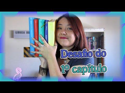 Desafio do 1º capítulo com Intrínsecos {vlog}   Louca dos livros 2019