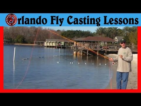 Fly Casting with wind on your casting side