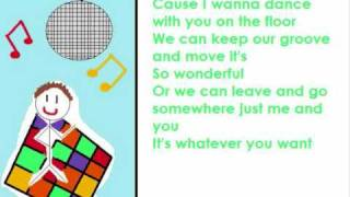 Boy Like You - Cheryl Cole Ft Will.I.Am with lyrics
