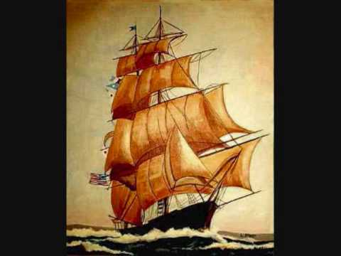 A L Lloyd - THE SHIP IN DISTRESS.wmv