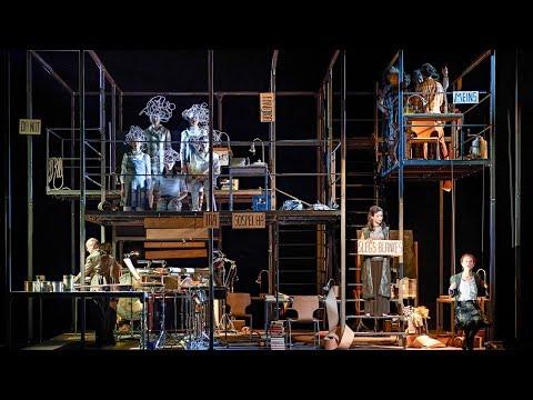 Der Fall Babel | Musiktheater in 13 Szenen und einem Epilog | Schwetzinger SWR Festspiele