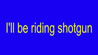 George Ezra SHOTGUN (Lyrics)