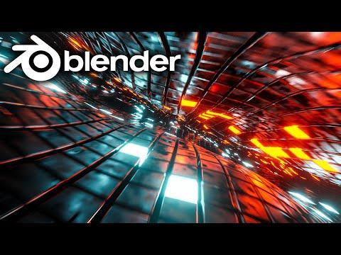 Blender - Easy Infinite Loop animation in Eevee Blender 2.81