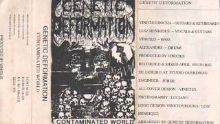 Genetic Deformation - Beyond the Gates of Doom