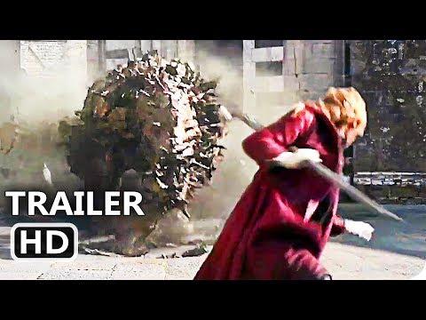 FULLMETAL ALCHEMIST Live Action Trailer (2018) Netflix Movie HD