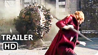 FULLMETAL ALCHEMIST Live Action Trailer (2018) Netflix Movie HD © 2018 - Netflix Comedy, Kids, Family and Animated Film, Blockbuster, Action Cinema, Blockbuster, Scifi Movie or Fantasy film,...