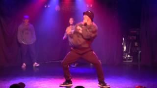 YASS(Beat Buddy Boi) + FUNE + CHOPPER from New School Order / BURST!! NIGHT vol.2 DANCE SHOWCASE