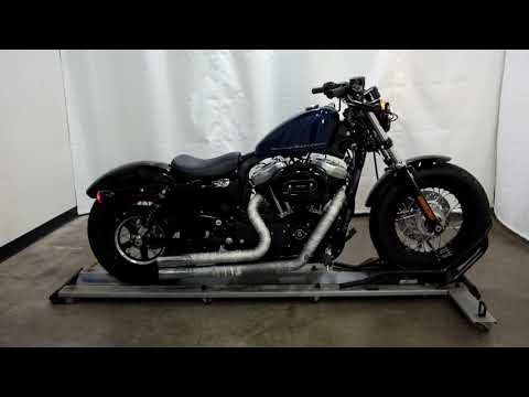 2013 Harley-Davidson Sportster® Forty-Eight® in Eden Prairie, Minnesota - Video 1