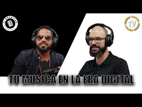 El Rockstar Podcast: Como dar a conocer tu música
