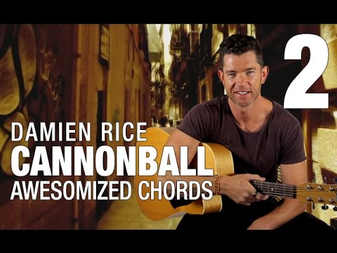 Cannonball Guitar Lesson - Part 2 - Awesomized Chords