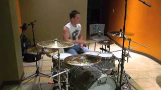 I Get It - Chevelle - Drum Cover - (Chase)