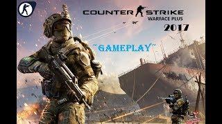 Counter Strike WarFace Plus 2017 - Zombie Mod   GameplaY