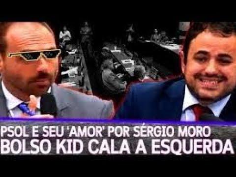 Psol TENTA INTIMIDAR Eduardo Bolsonaro e Eduardo não PERDOA FORAM MASSACRADOS