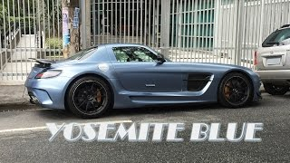 PO – Mercedes-Benz SLS AMG Black Series