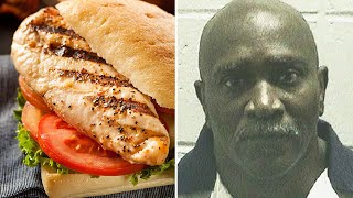 This is What a Convict Sentenced to Death Row Chose as His Last Meal