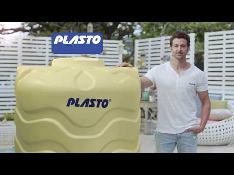 Plasto Gold 4 Layer Water Tank