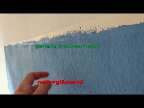Wann soll man Malerkrepp Klebeband abziehen? nass oder trocken?