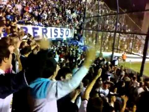 """""""HOLA BASURERO ACA ESTA DE NUEVO - TEMA NUEVO LA 22"""" Barra: La Banda de Fierro 22 • Club: Gimnasia y Esgrima"""