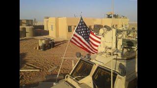 Возглавляемая США коалиция отказывается комментировать новую базу в Сирии