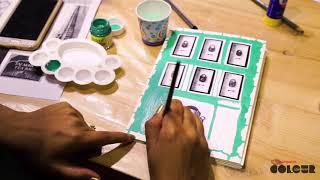 CQ presents 'Alchemy of Memories.' An Illustration Workshop with Sahiba & Amardeep
