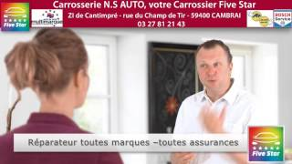 preview picture of video 'Carrossier agréé Cambrai'