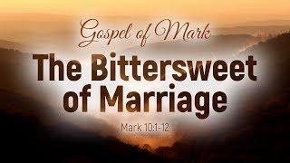 Gospel of Mark: 34. The Bittersweet of Marriage (Vitali Rozhko)