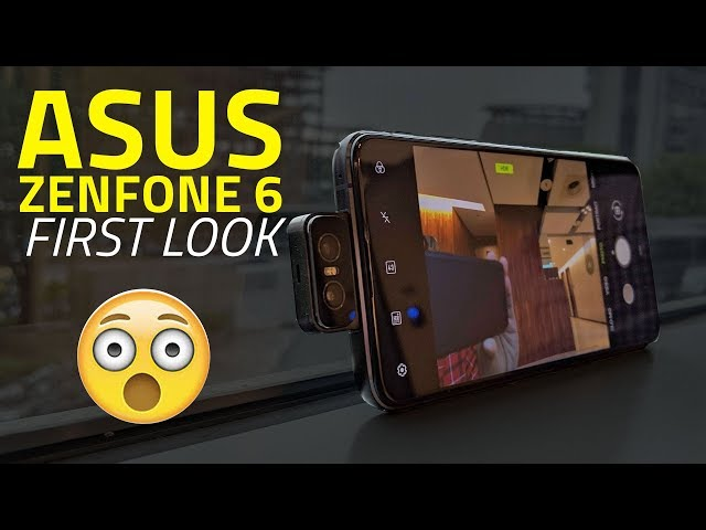 The all new ASUS Zenfone 6