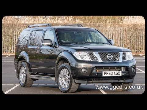 Download Nissan Pathfinder 2 5 DCi EU 5 Tekna MPV 5dr Diesel Full Video HD Mp4 3GP Video and MP3